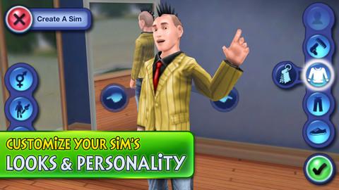 The Sims 3 En Çok İndirilen Apple Uygulamaları Listesindeki Electronic Arts Oyunları