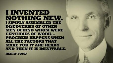 Henry Ford I Invented Nothing New Yaratıcılık Nedir?