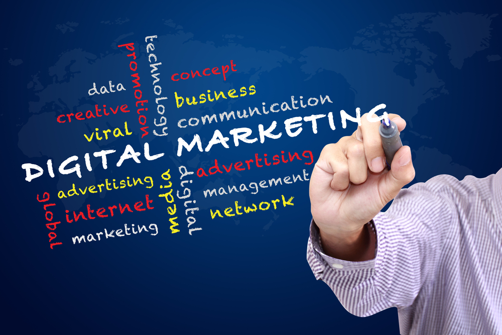 digital marketing Dijital Pazarlama ve Teknikleri