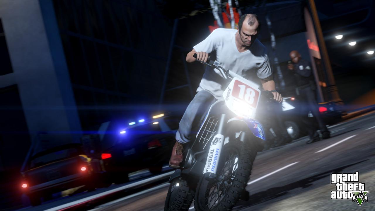 gta v gameplay 2 GTA V Hikaye Modu ve Multiplayer Oynanış Videoları Yayınlandı
