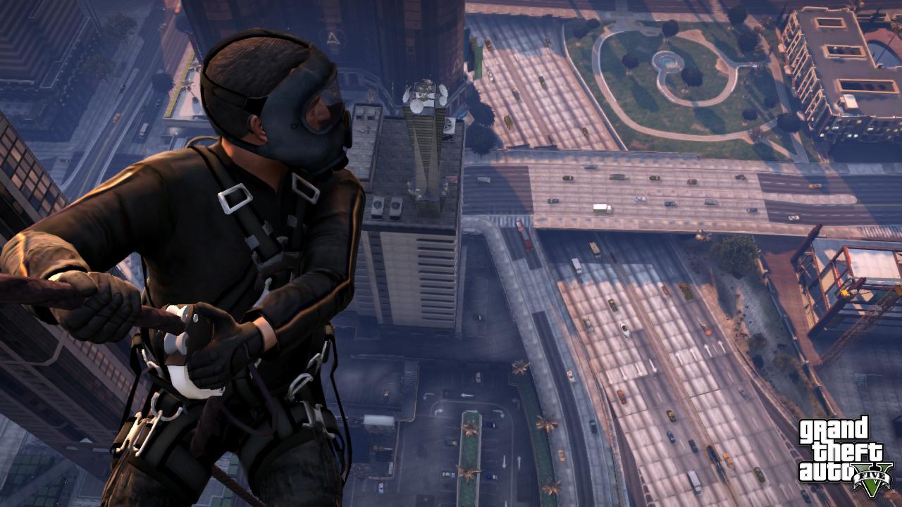 gta v gameplay GTA V Hikaye Modu ve Multiplayer Oynanış Videoları Yayınlandı