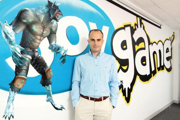 joygame baris ozistek Türkiye Dijital Oyunlar Federasyonu (TÜDOF)