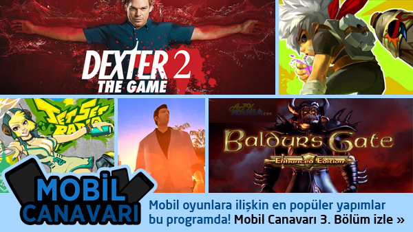 mobil canavari Tech & Oyun Video