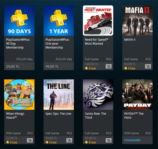 psn plus agustos 2013 oyunlar 1 PlayStation Network (PSN) Nedir? PlayStation Plus Nedir?