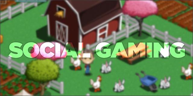 social gaming  Sosyal Oyun Egemenliği Büyüyor