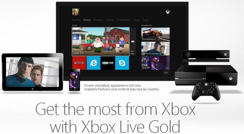 xbox live gold XBOX Live Nedir? Ne işe Yarar? Gold Üyelik Nedir?