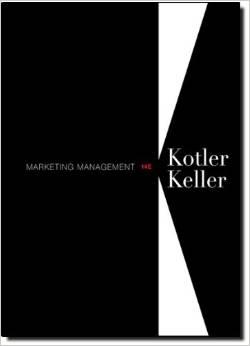 marketing management kotler keller 14th edition Dijital Pazarlama ve Girişimcilik Ders Kitapları