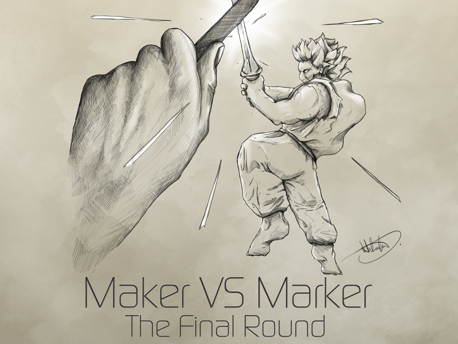 MvsM Final Round Maker vs Marker Animasyon   Kısa Film