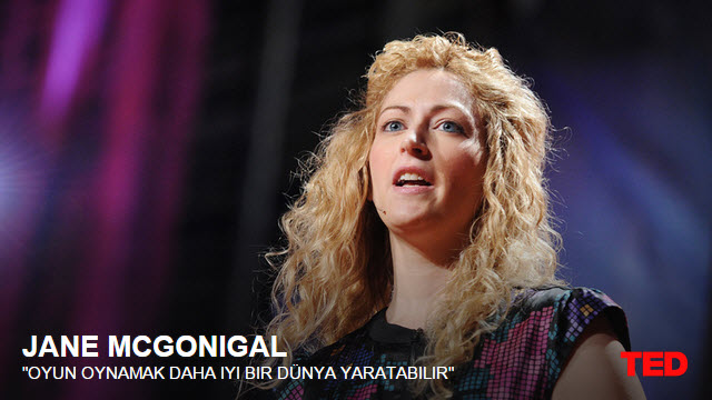 jane mcgonigal gaming can make a better world ted Gamification Youtube Videoları