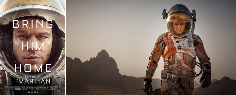 marsli filmi Marslı Filmi (The Martian)