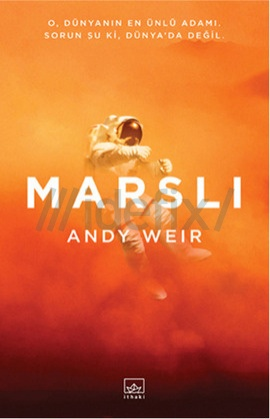 marsli kitap andy weir Marslı Filmi (The Martian)