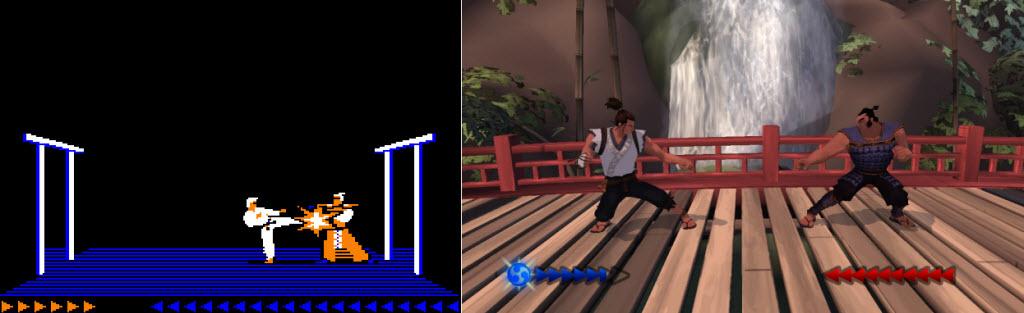 Karateka Fighting Akuma new Prince of Persia Nasıl Yapıldı?