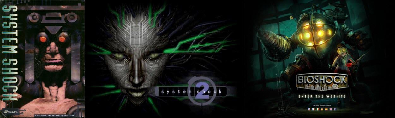 system shock bioshock seri System Shock Serisi, SHODAN ve Bioshock