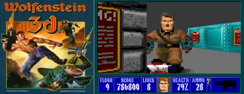 wolfenstein 3d tarihi Wolfenstein 3D Oyununun Hikayesi, Öncesi ve Sonrası Wolfenstein Oyunları