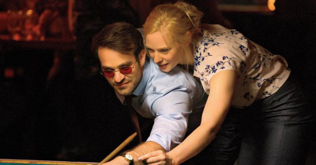 daredevil karen page Marvels Daredevil 2. Sezon İncelemesi