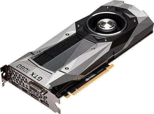 geforce gtx 1080 GeForce GTX 1080 ve GeForce GTX 1070 Yeni Nesil Ekran Kartları