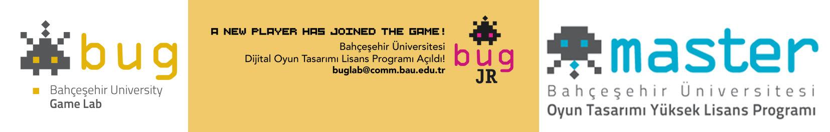 bug game lab BUG ile Oyun Geliştirme Eğitimi