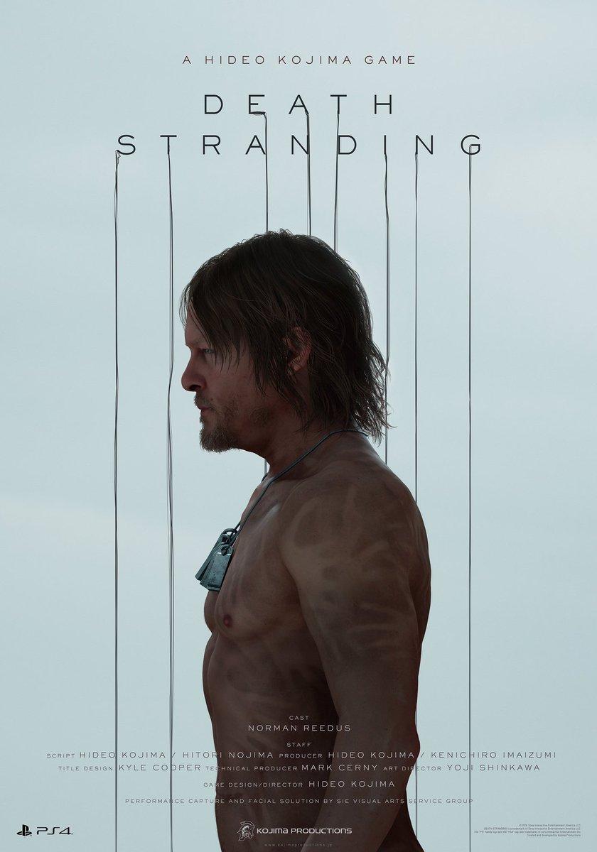 e3 2016 hideo kojima death stranding E3 2016: Hideo Kojimanın Yeni Oyunu Death Stranding Duyuruldu