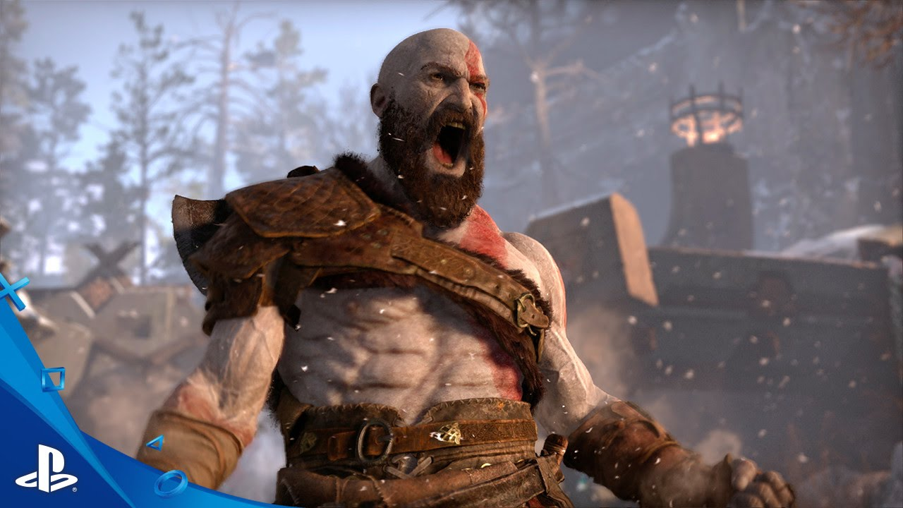 god of war kratos E3 2016: Yeni God of War Oyunu Duyuruldu