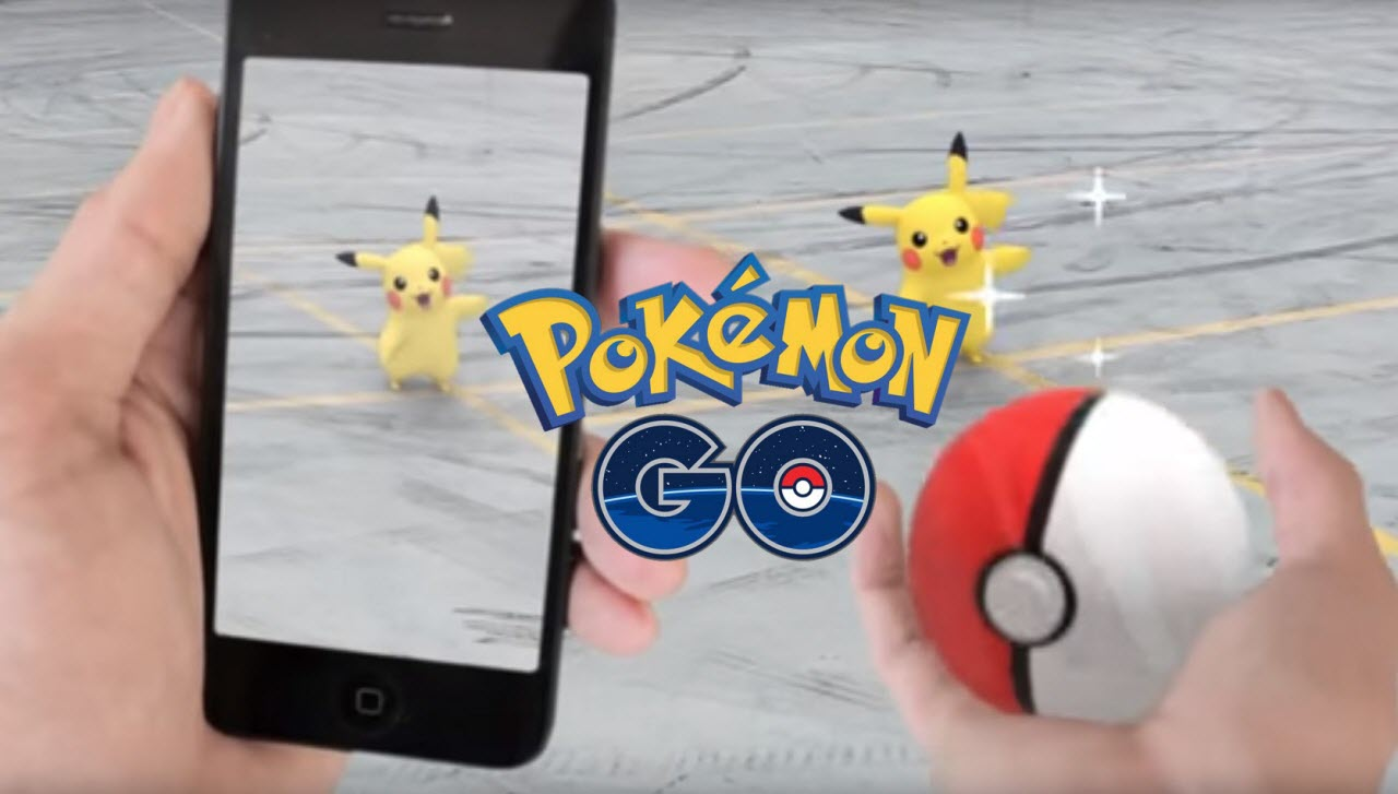 pokemon go game Pokemon Go, US App Store Top Grossing Listesinde Zirveye Ulaştı