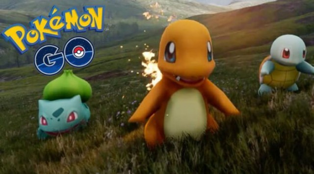 pokemon go mobile game Pokemon Go, US App Store Top Grossing Listesinde Zirveye Ulaştı