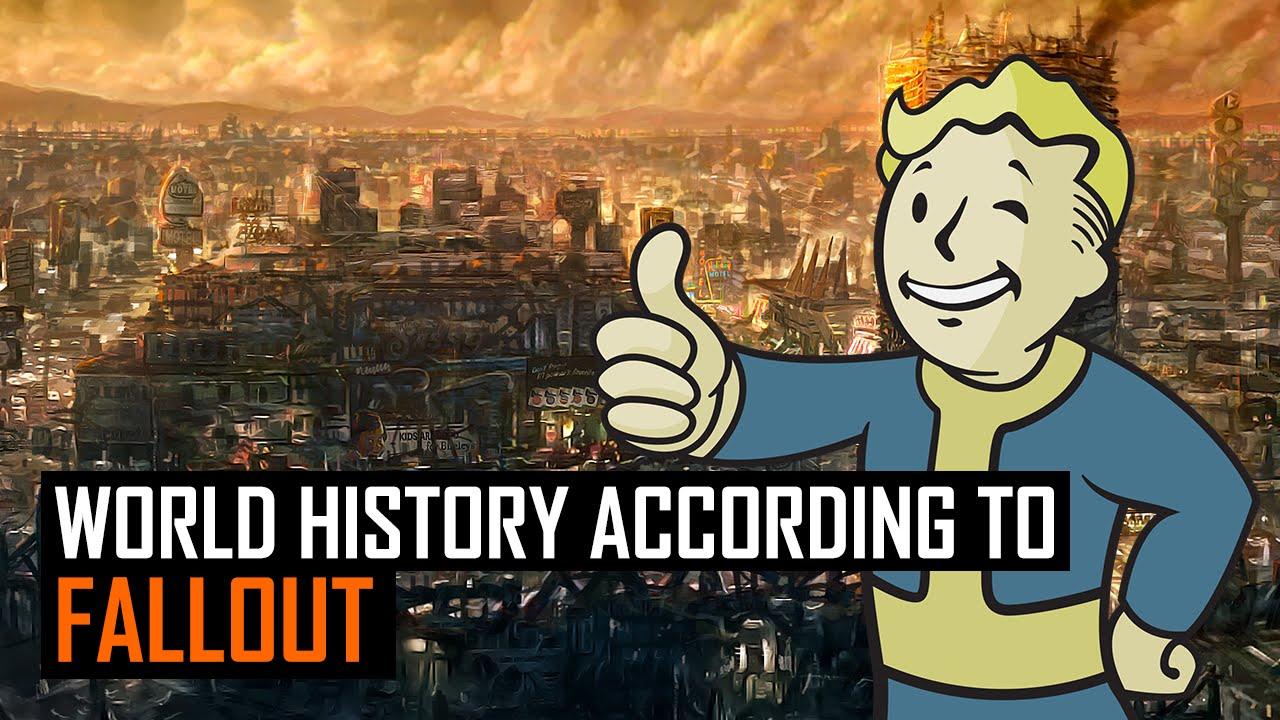 fallout tarihi Fallout Tarihçesi   Bölüm 1