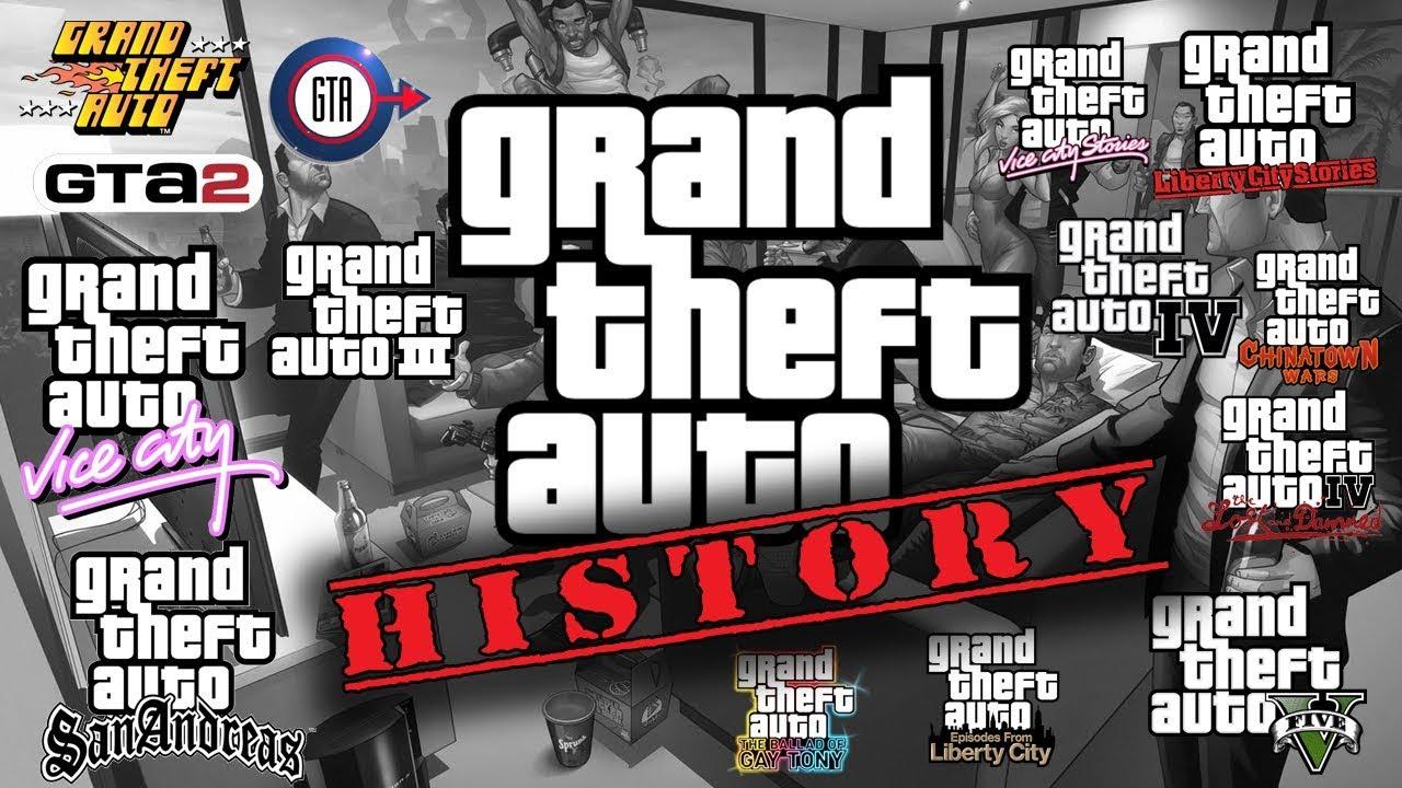 gta serisi hikaye siralamasi Grand Theft Auto (GTA) Serisi Hikaye ve Oynanış Sıralaması