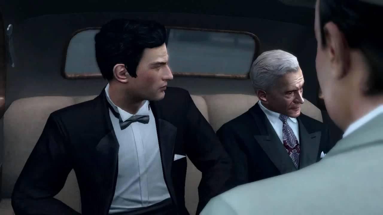 mafia 2 leos car Mafia Serisi Oyun Hikayesi   Bölüm 2
