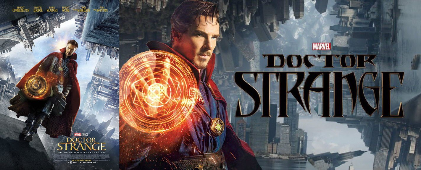 Doctor Strange Movie Doktor Strange Filmi