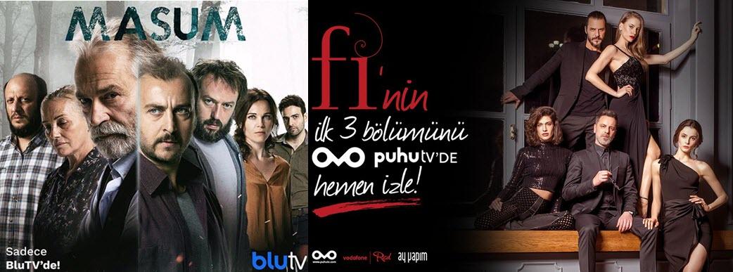 Yeni Nesil TV Platformları; Netflix, BluTV ve PuhuTV