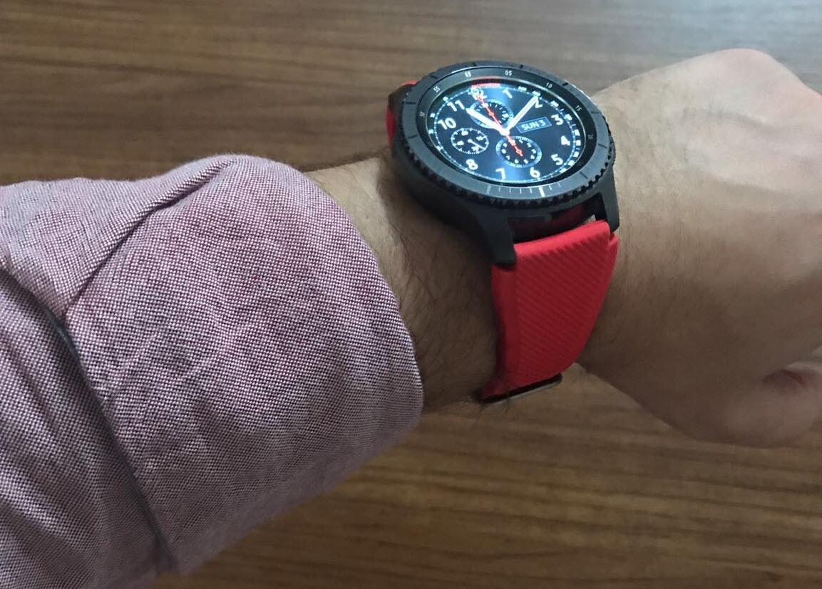akilli saat galeri 01 Yurt Dışından Samsung Gear S3 ve Apple Watch Kordonu Almak
