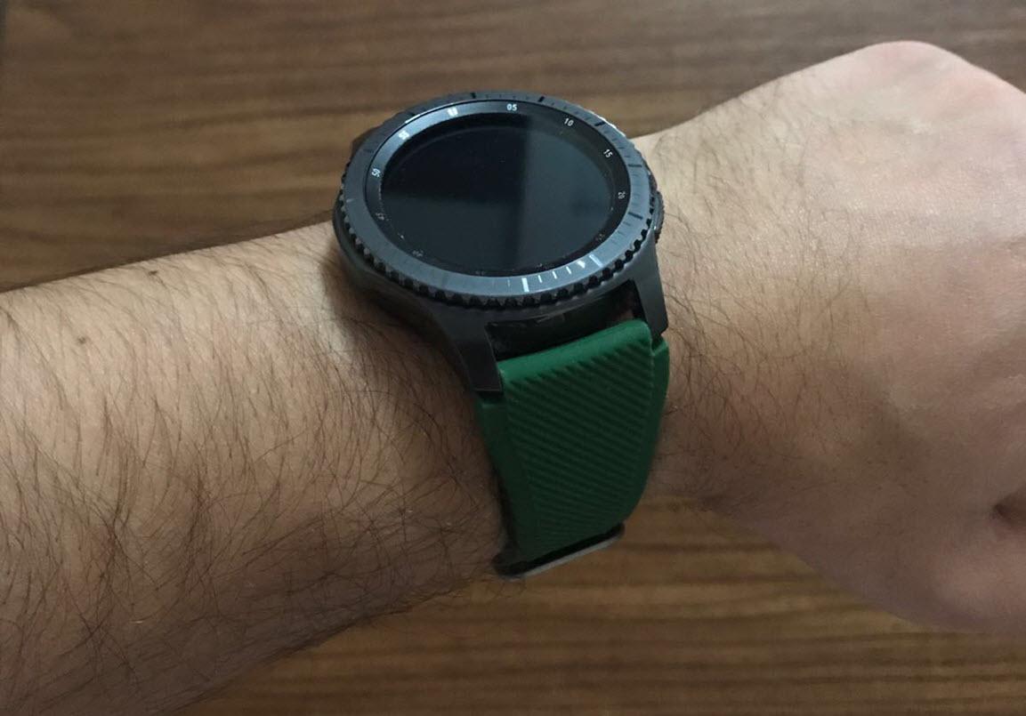 akilli saat galeri 02 Yurt Dışından Samsung Gear S3 ve Apple Watch Kordonu Almak