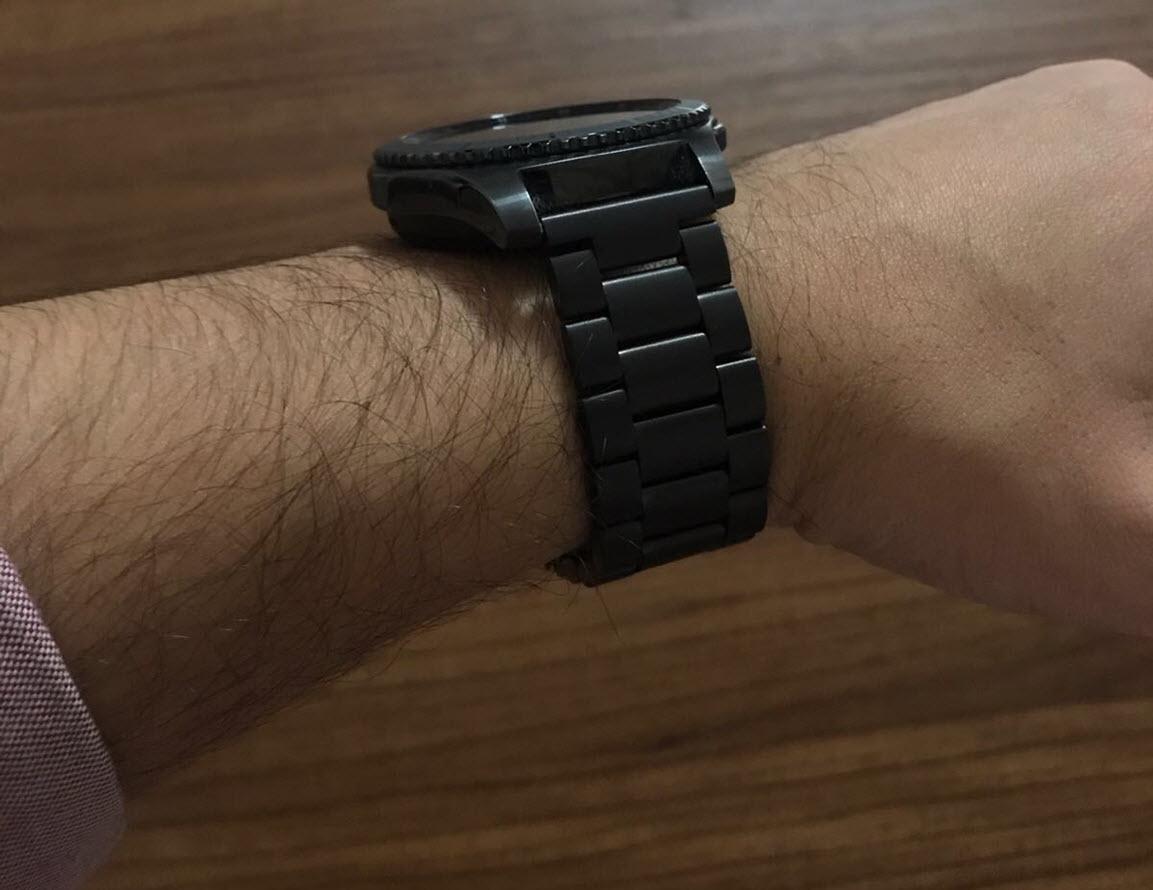 akilli saat galeri 03 Yurt Dışından Samsung Gear S3 ve Apple Watch Kordonu Almak
