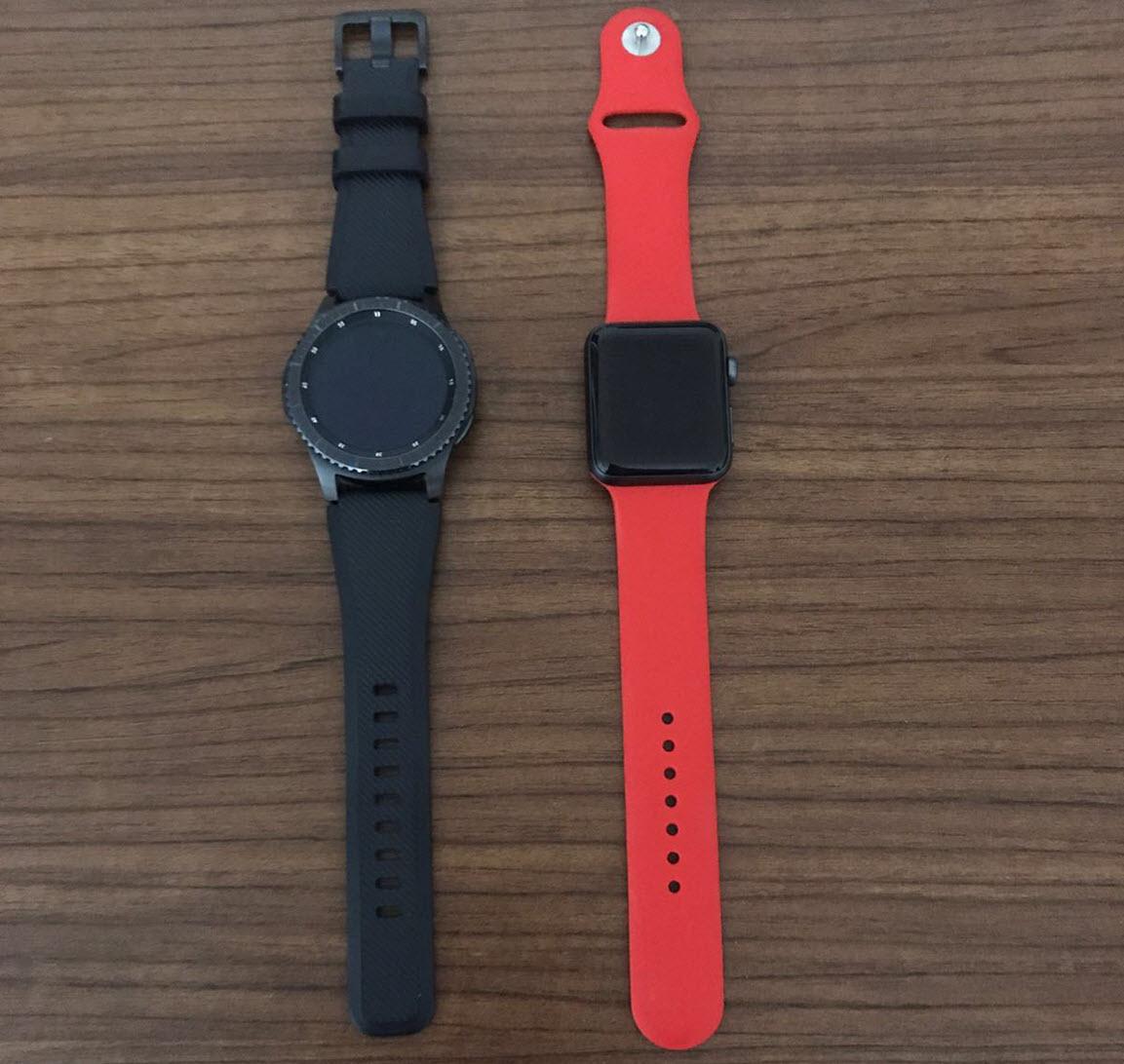 akilli saat galeri 06 Yurt Dışından Samsung Gear S3 ve Apple Watch Kordonu Almak
