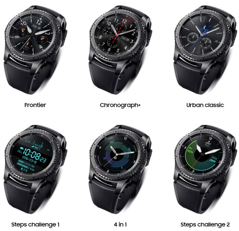 samsung gear s3 arayuz Yurt Dışından Samsung Gear S3 ve Apple Watch Kordonu Almak