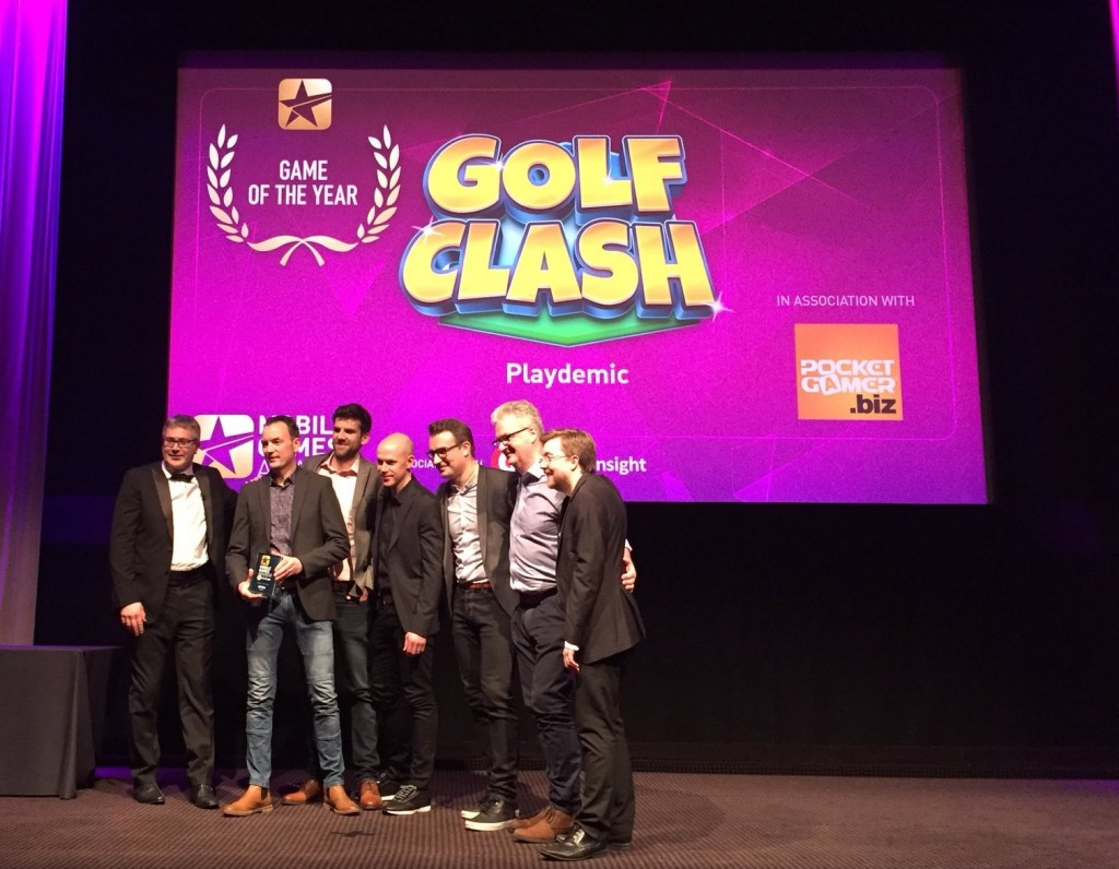 golf-clash-playdemic-mobile-game-awards-2018